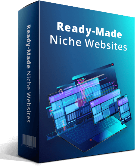​Ready-Made Niche Websites